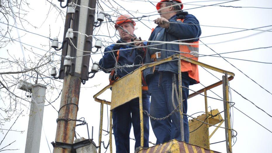 Павловск остался без света на 12 чаcов