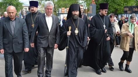 Петропавловский район посетил преосвященнейший епископ Андрей