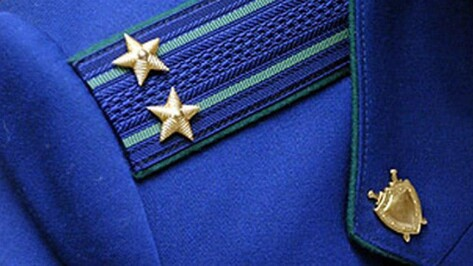 Губернатор и спикер облдумы поздравили воронежских прокуроров