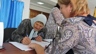На выборах в Кантемировском районе «Единая Россия» набрала 63,33% голосов