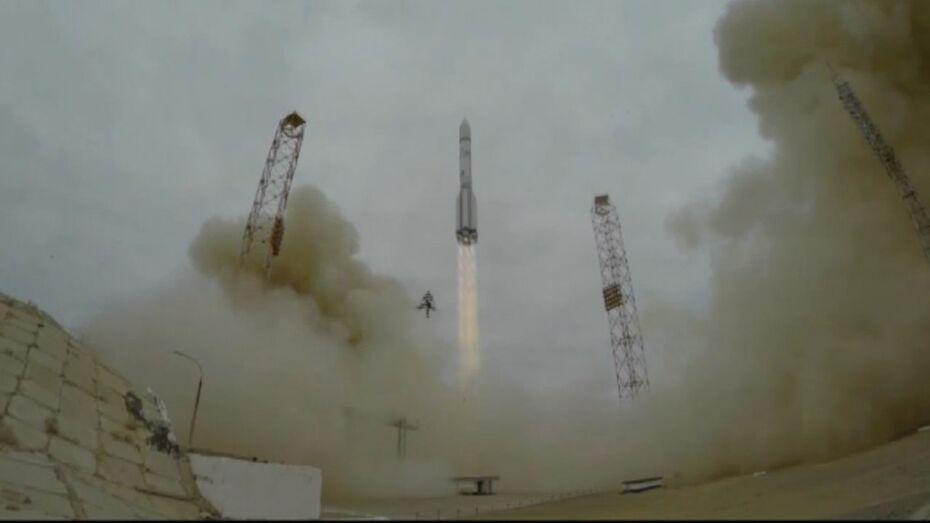 Ракета-носитель с воронежским двигателем стартовала с космодрома Байконур