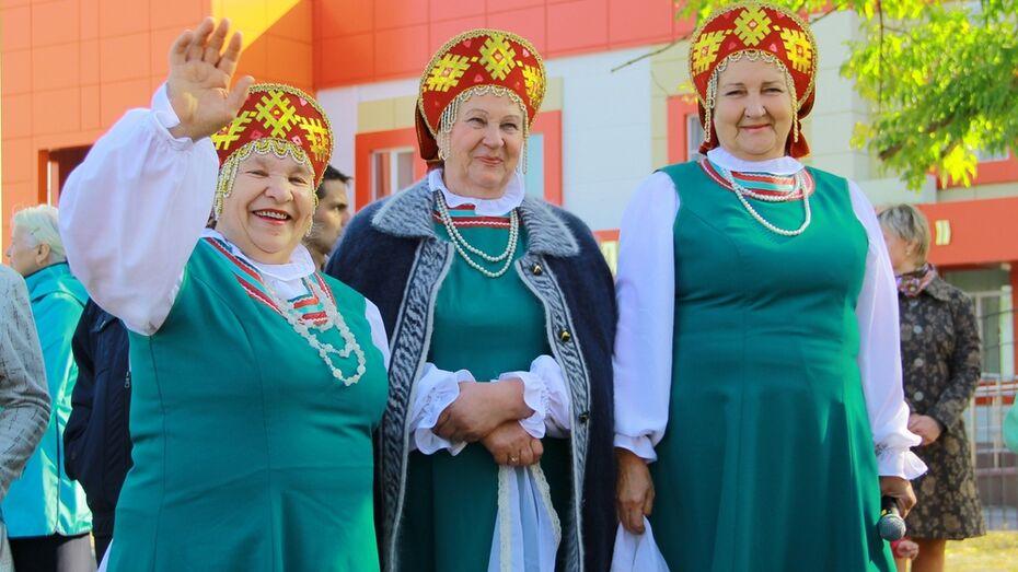 Семилукской Девице исполнилось 400 лет