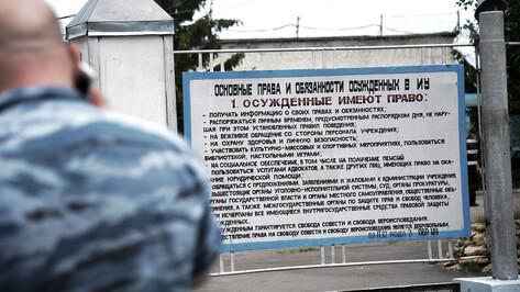 В Воронежской области задержали сбежавшего из колонии осужденного
