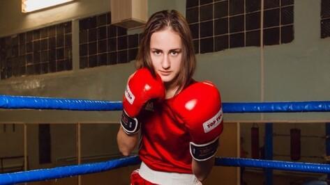 Воронежская спортсменка представит Россию на чемпионате Европы по боксу