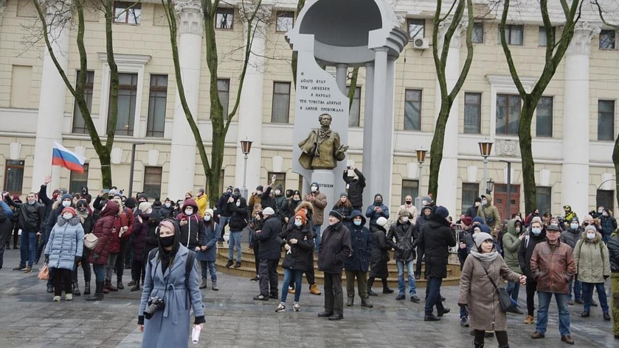 Эксперты высказались о несанкционированной акции в Воронеже