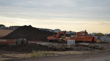В Семилуках началось строительство второго в области торгового центра «Metro Cash&Carry»