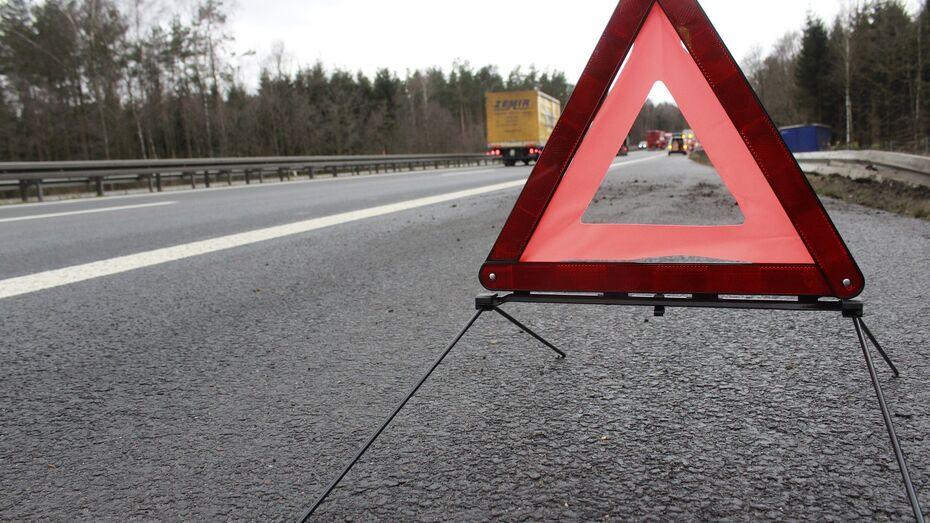 26-летняя автомобилистка устроила в Воронеже ДТП с двумя пострадавшими