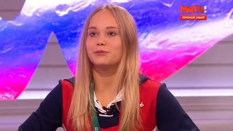 Воронежская гимнастка Ангелина Мельникова: «Я переживала, что подвела команду»