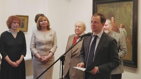 В Москве открылась выставка к юбилею воронежского художника Ивана Крамского
