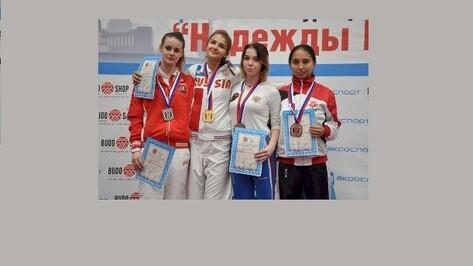 Воронежская спортсменка завоевала «бронзу» на всероссийских соревнованиях по карате