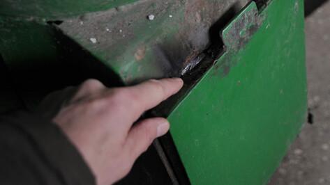 В Железнодорожном районе УК заставили открыть мусоропровод ради инвалида