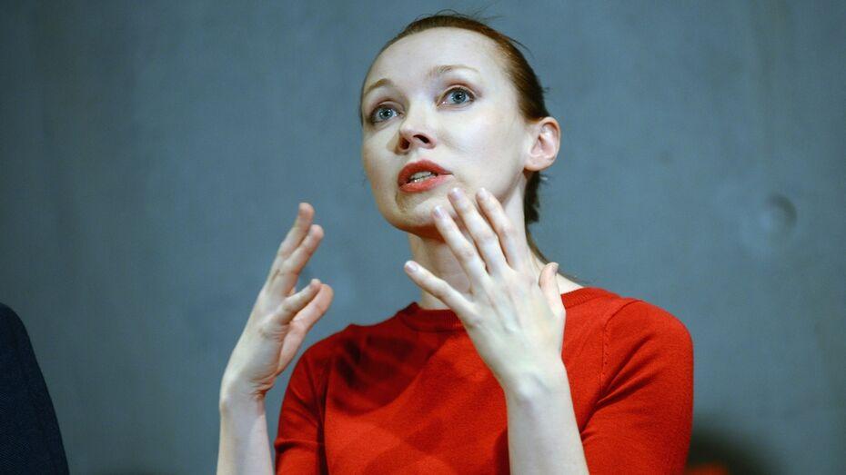 Актриса Камерного театра споет воронежцам о любви на трех языках