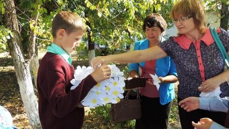 Верхнемамонцы собрали более 95 тыс рублей для онкобольных детей