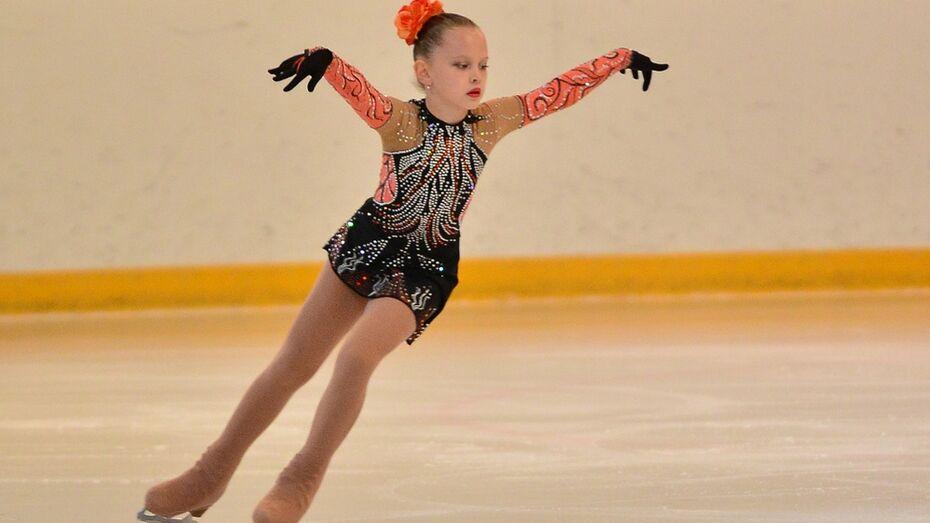 Лискинские фигуристы завоевали 5 медалей на областном первенстве в Твери