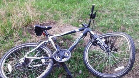 В Воронежской области велосипедист умер в больнице после столкновения с иномаркой