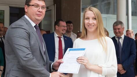 Воронежский ГАСУ вручил красные дипломы лучшим выпускникам