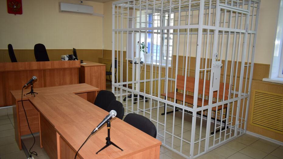 Борисоглебец попал под следствие за нападение на полицейского