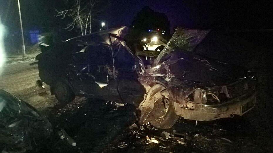 Аварию с 4 пострадавшими в Воронежской области устроил 14-летний подросток