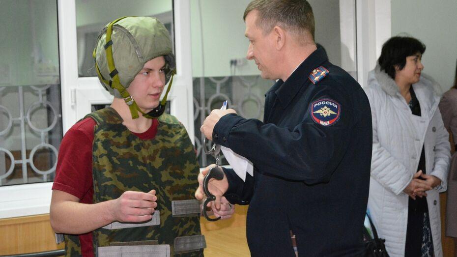 В Богучарском районе прошла всероссийская акция «Студенческий десант»