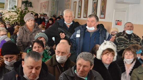 «Без реформы погрязнем в мусоре». Богучарцы обсудили реализацию нового порядка обращения с отходами