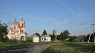 Эртильское Щучье представит район в областном конкурсе «Самое красивое село»