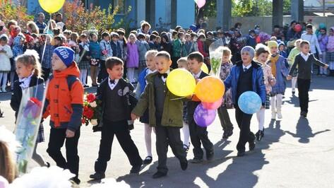В Калаче открылось новое здание гимназии