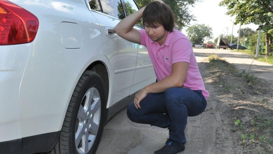 Павловский водитель отсудил у мэрии больше 86 тысяч рублей, разбив автомобиль из-за выбоины на дороге