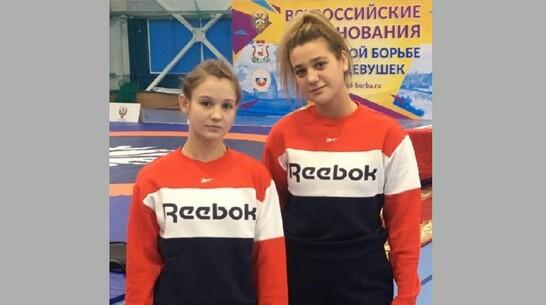 Лискинские спортсменки завоевали 2 «бронзы» на первенстве ЦФО по вольной борьбе