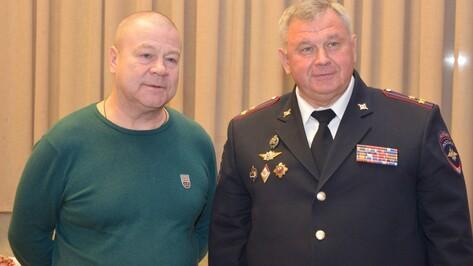 Актер Сергей Селин похвалил работу воронежской Госавтоинспекции