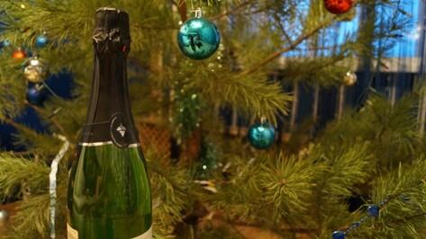 В России к Новому году установят минимальные цены на шампанское