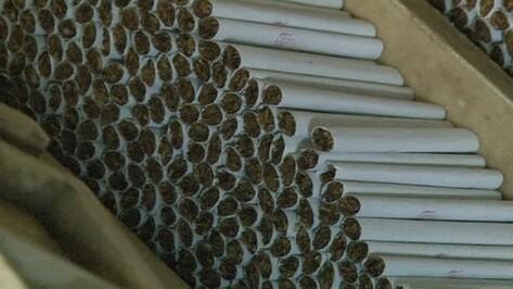 Владельцы подпольного табачного цеха под Воронежем заработали 2,2 млн рублей
