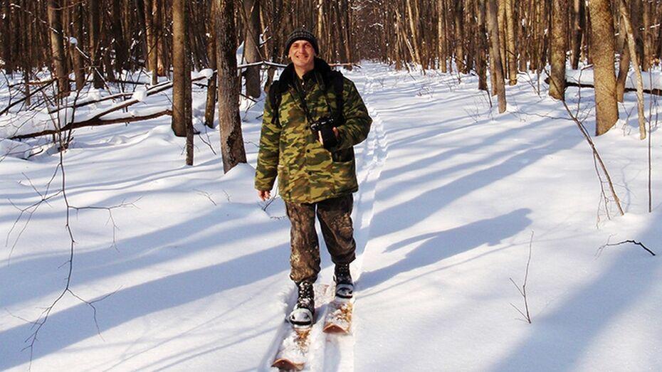 В Воронежском заповеднике завершился зимний маршрутный учет животных