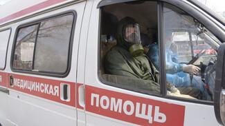 Еще 17 пациентов с коронавирусом умерли в Воронежской области