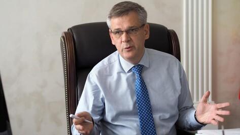 Главный воронежский промышленник: «Несмотря на санкции, хотим на мировой рынок»