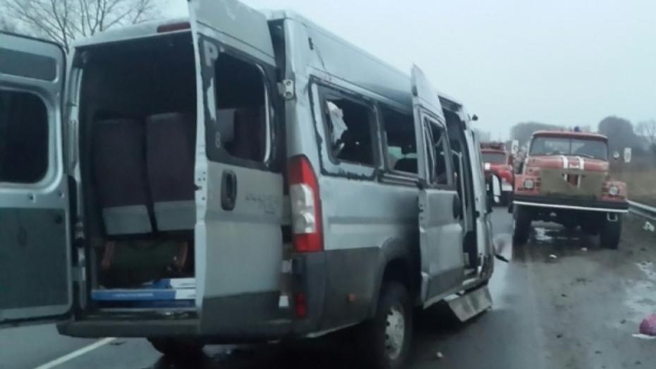 ДТП с 3 погибшими и 10 ранеными спровоцировал воронежец