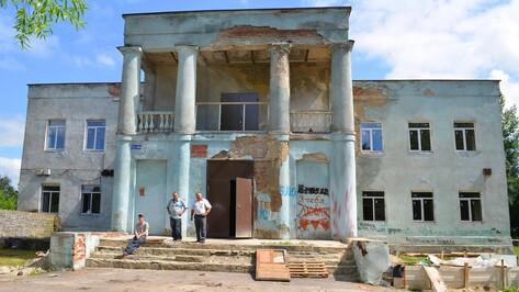 В Семилукском районе сельская администрация переедет из бани в Дом культуры