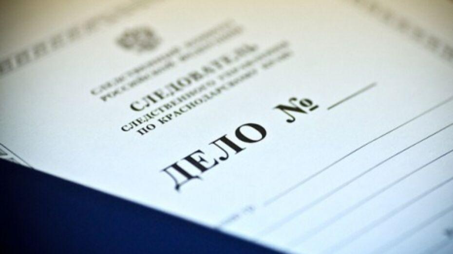 В Воронежской области будут судить задушившего двух женщин рецидивиста