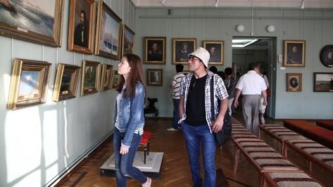 В Острогожске начался третий международный студенческий пленэр
