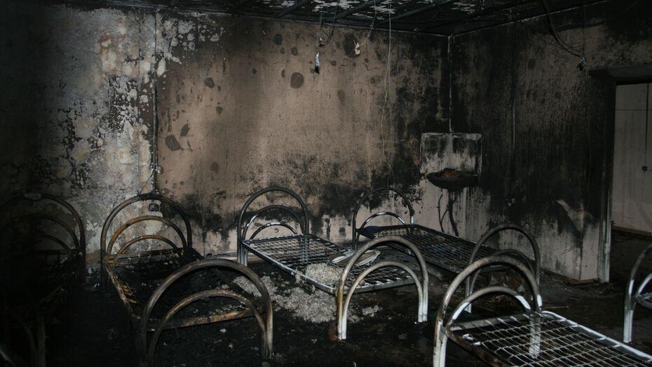 Из горящей палаты Бобровской больницы пациентов эвакуировали 40 медиков