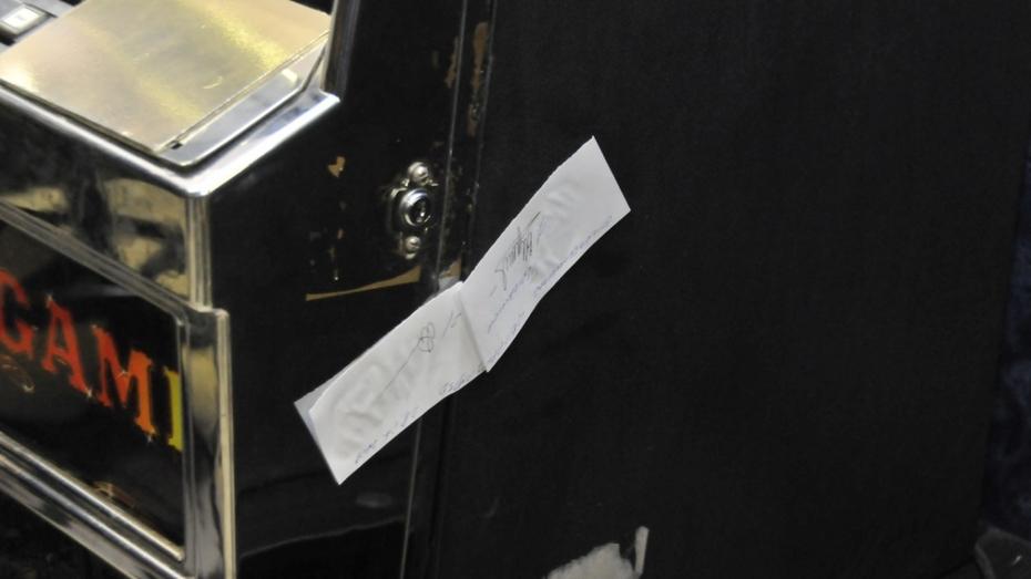 Двое мужчин открыли подпольный игровой клуб в Поворино