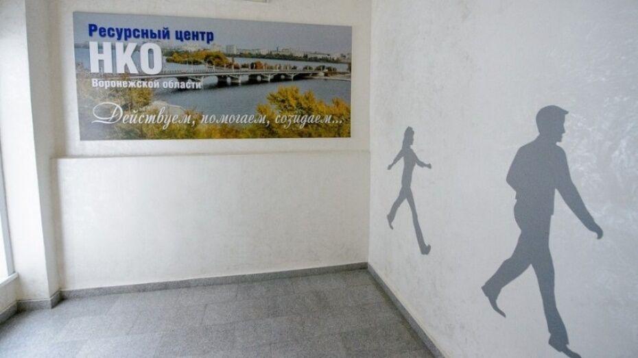 В Воронеже представителей НКО научили составлять заявки на конкурс грантов