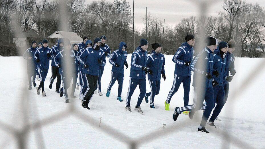 Воронежский «Факел» начал втягивающие тренировки (ФОТО)