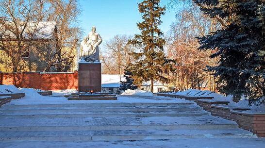 В Лисках увековечат имена умерших в эвакогоспитале в годы ВОВ красноармейцев