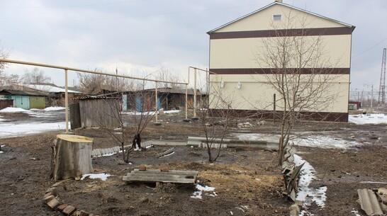 В Таловой до лета благоустроят 6 дворов многоэтажек