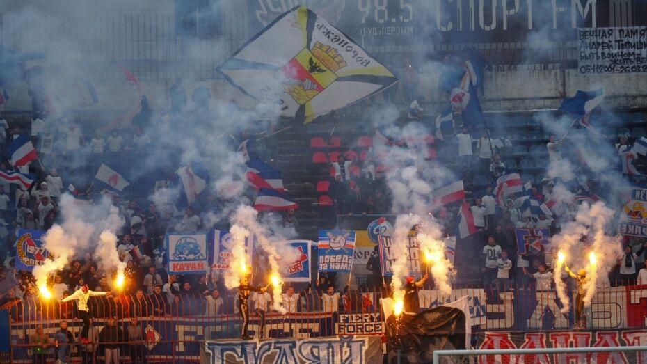 Воронежский «Факел» сыграл вничью с «Кубанью»