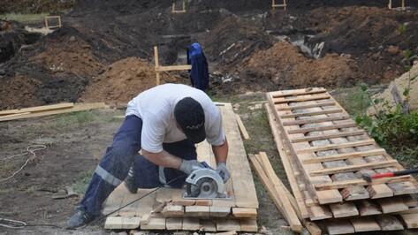 В Поворино началось строительство амбулатории