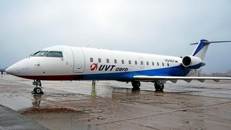 «ЮВТ Аэро» запустит рейсы из Воронежа в Симферополь 14 июня