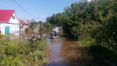 Прокуроры заинтересовались прорывом водопровода на левом берегу Воронежа