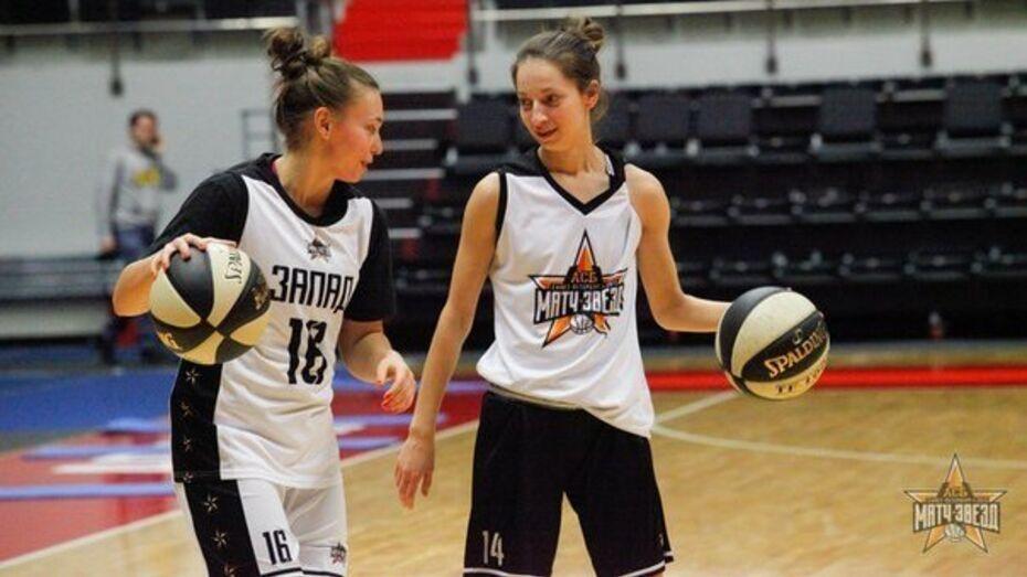Воронежская баскетболистка сыграла в студенческом «Матче звезд»
