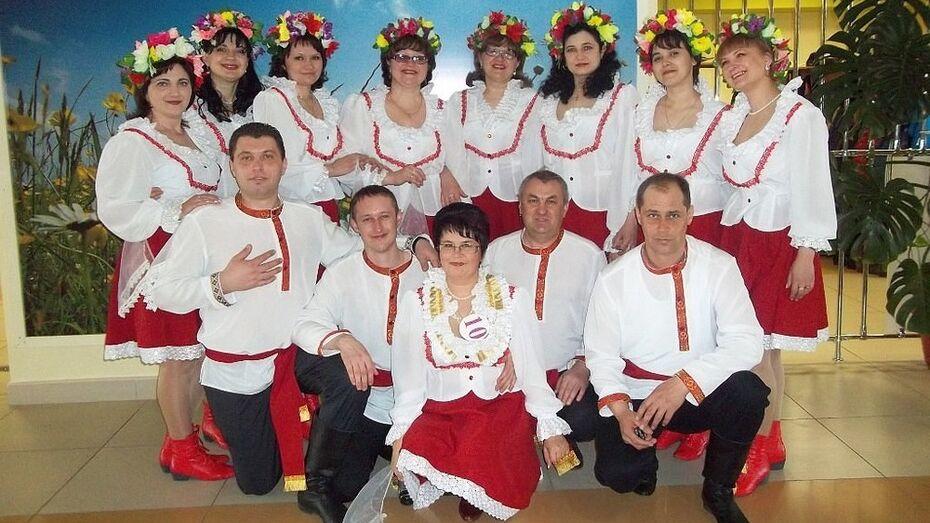 Репьевские медики завоевали первое место в областном творческом конкурсе